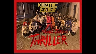 Kozmic Edge Presents THRILLER