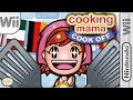 Longplay Of Cooking Mama: Cook off