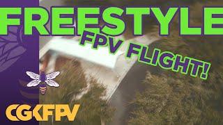 Rings of Jupiter - FPV Freestyle Flight