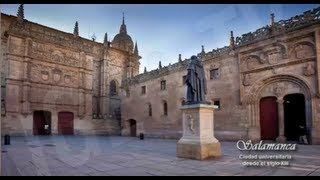 preview picture of video 'Universidad de Salamanca: Destino Erasmus / University of Salamanca [IGEO.TV]'