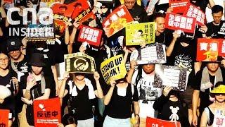 The Widening Gap Between Hong Kong And China