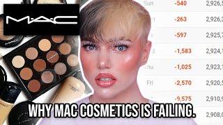 Why MAC Cosmetics Is FAILING...