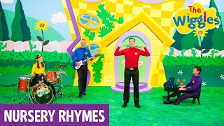 Enjoy 'Head Shoulders Knees and Toes' from 'The Wiggles Nursery Rhymes'