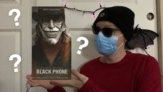 The Black Phone Trailer: Hype or Flop?