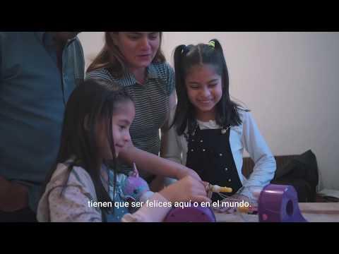 El trabajo de UNICEF con familias migrantes ante el brote de COVID-19