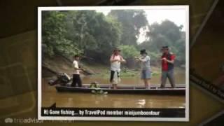 preview picture of video 'Pampas and Amazon jungle Minijumboontour's photos around Rurrenabaque, Bolivia (pampas bolivia)'