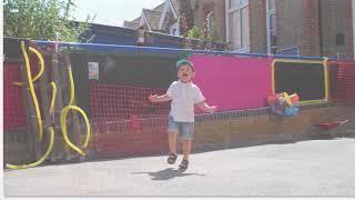 Nursery Sports Day