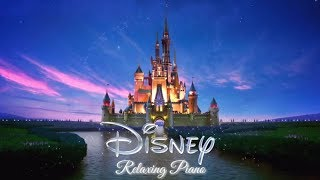 Disney RELAXING PIANO Collection - For Sleep Music and Study Music