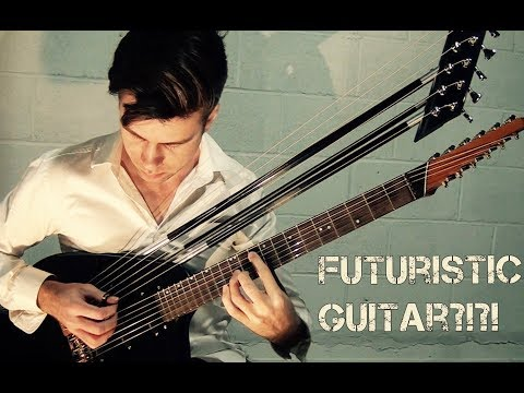 , title : 'Welcome to the Machine (Pink Floyd) - Electric Harp Guitar - Jamie Dupuis'
