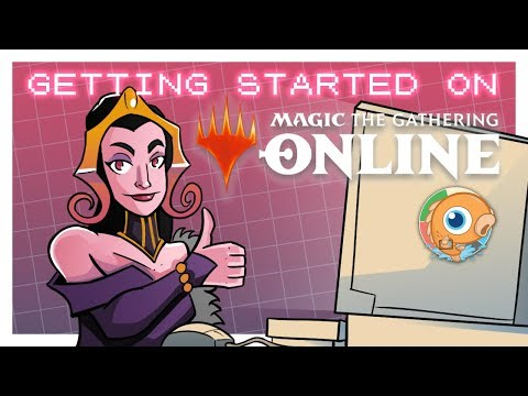 Getting Started on Magic Online (2020 Edition)