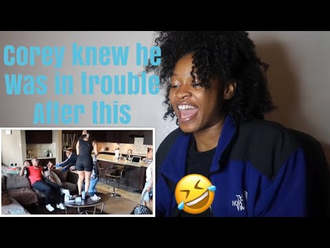I Want Your Girl Prank On Funny Mike!! - Carmen and Corey - Video