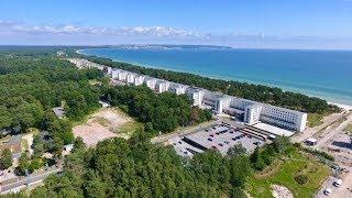 Инвестор Проры — банкрот. Реконструируют ли один из блоков бывшего курорта нацистов?