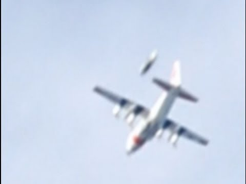 UFO Sightings Near Mid Air Collision With a Coast Guard Airplane and UFO at 10,000 feet! Dec 3, 2011