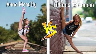 Anna Mcnulty VS Lilliana Ketchman