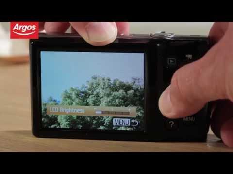 Canon Ixus 145 16MP Compact Digital Camera - Black