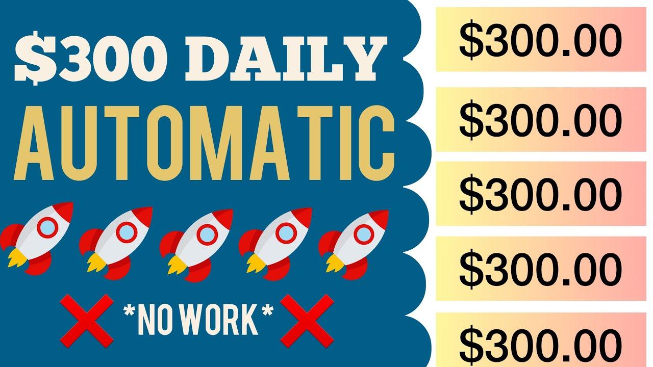 NEW SITE To Earn Money On Auto-pilot Earn Money Online 2021 Make Money Online thumbnail