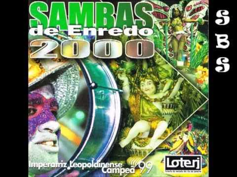 Música Samba Enredo 2000 - Liberdade! Sou Negro, Raça e Tradição