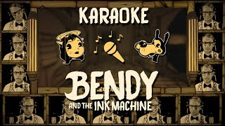BENDY CHAPTER 2 song (GOSPEL OF DISMAY) Acapella Cover - KARAOKE Lyric Video