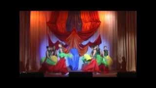 Шарм_танец Китай
