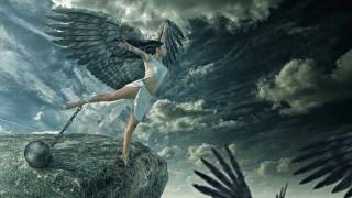 The bird of happiness - Photoshop Manipulation (speed art) - Photoshop CC