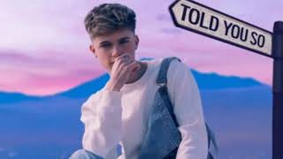 HRVY Told You So