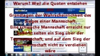 Geheimnis Der Verlustfreien Einsätzen Bei Sportwetten.wmv
