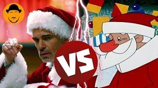 Санта Клаус vs Дед Мороз (Подборка новогодних фильмов заодно)