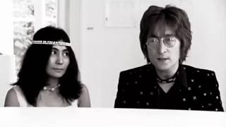 Adam Lambert and John Lennon sing Imagine