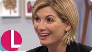 La réaction de Jodie en devenant le Docteur - Interview Lorraine