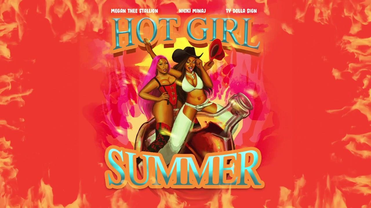 Megan Thee Stallion ft. Nicki Minaj & Ty Dolla $ign — Hot Girl Summer