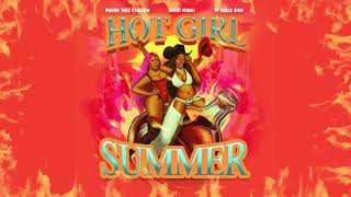 Megan Thee Stallion   Hot Girl Summer Ft. Nicki Minaj & Ty Dolla $ign
