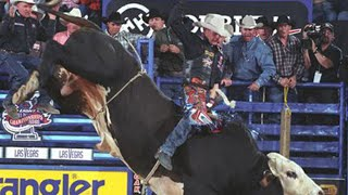 GOING 96.5: Chris Shivers Record the HIGHEST Score in PBR History on Dillinger | 2001