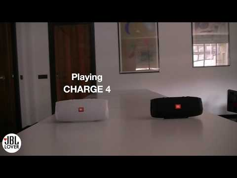 JBL Charge 4 vs Charge 3 - Loudness Test - update - problems