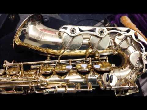 Yamaha Student Saxophone Review