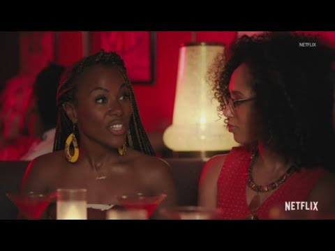 """DeWanda Wise, star of Netflix's """"She's Gotta Have It,"""" says there's room for different types of feminists andhaving 'ownership' of the way black women are portrayed is important. (May 21)"""