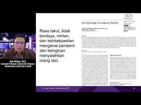 Dialog Inspiratif #19 | Media dan Pandemi: Misinformasi dan Kontestasi