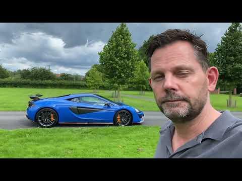 MLaren 570S Coupe Video