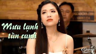 Mưa Lạnh Tàn Canh - Nghe ấm lòng với tiếng hát Trang Hạ (4K MV)
