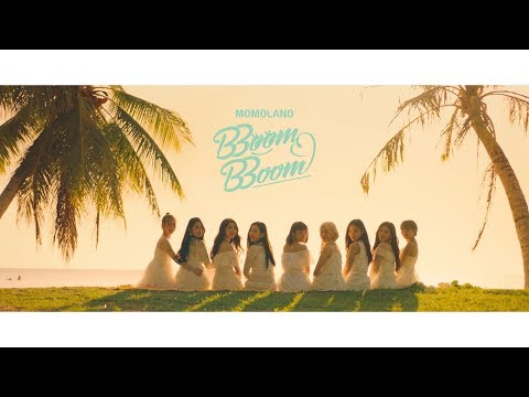 MOMOLAND - BBoom BBoom (Jap. Version)