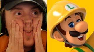 My reaction to the Super Mario Maker 2 Direct (5/15/2019)