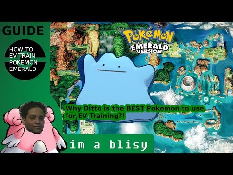 Download How to EV Train in Pokemon Emerald quickly Mp4 HD Video and MP3