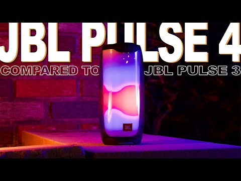 External Review Video tSDUyPAg9tg for JBL Pulse 4 Wireless Party Speaker with LED Lighting