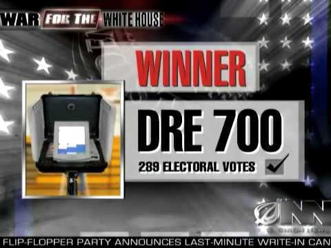 Bude příštím prezidentem volební stroj?