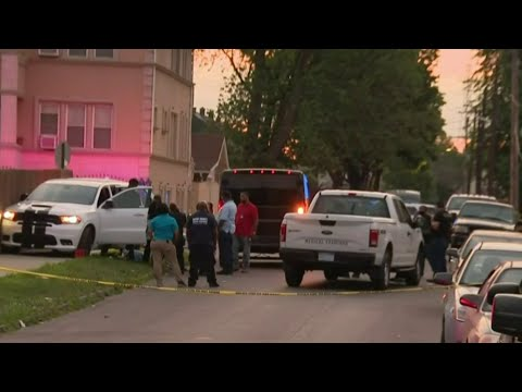 3 kids shot, 1 person dead in quintuple shooting on Detroit's east side