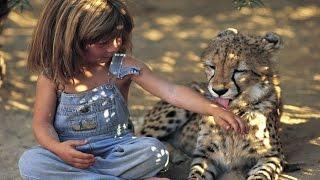 Die Top 7 der Kinder, die von Tieren aufgezogen wurden