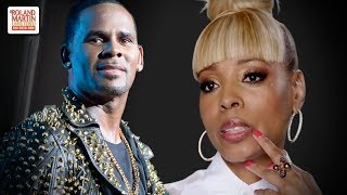 R. Kelly's Ex-Protege Sparkle Reacts To Lifetime's 'Surviving R. Kelly' Documentary