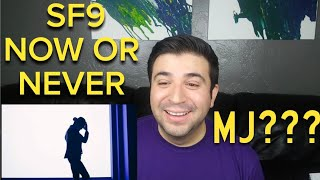 SF9-NOWORNEVERREACTION/REVIEW