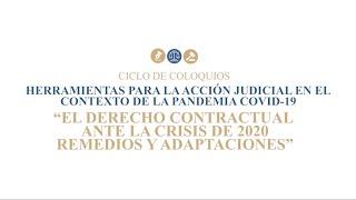 Módulo derecho de los contratos – Dres. Carlos Parellada, Silvina Furlotti, y Federico Ossola.