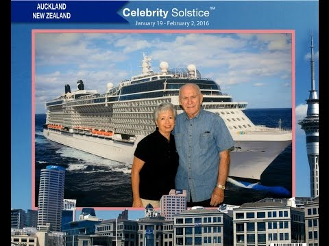Auckland, NZ – 14 Days Australia/New Zealand Cruise – Embarkation Day