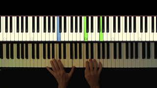 true colors piano tutorial chords - TH-Clip